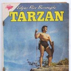 Tebeos: TARZAN # 94 NOVARO 1959 GORDON SCOTT EN TAPA TARZAN Y OM-AT DE PAL-UL DON BUEN ESTADO. Lote 132775430