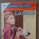 Tebeos: COMIC DOMINGOS ALEGRES LASSIE 1961 MUY BUEN ESTADO. Lote 132800250