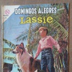 Tebeos: COMIC DOMINGOS ALEGRES LASSIE 1964. Lote 132800378