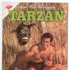 Tebeos: TARZAN # 100 NOVARO 1960 GORDON SCOTT EN TAPA LOS ENANOS DE DIDONA EXCELENTE ESTADO. Lote 132803938