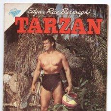 Tebeos: TARZAN # 106 NOVARO 1960 GORDON SCOTT EN TAPA EL VALLE DE LOS MONSTRUOS EXCELENTE ESTADO. Lote 132804946