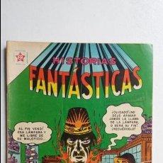 Tebeos: HISTORIAS FANTÁSTICAS N° 5 - ORIGINAL EDITORIAL NOVARO. Lote 132878370