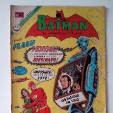 Tebeos: BATMAN EDC. NOVARO 1972 Nº 644 EL MUNDO DIVIDIDO. Lote 132935738
