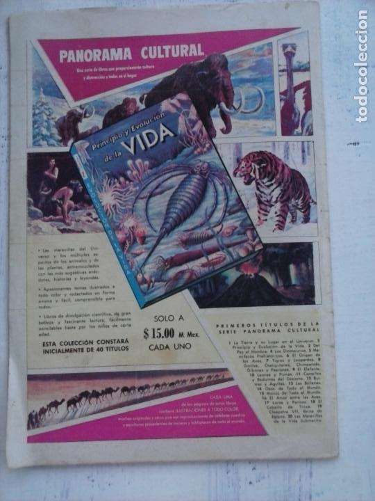 Tebeos: GRANDES VIAJES Nº 7 - NOVARO 1963 - MUY BUEN ESTADO - Foto 2 - 132948098