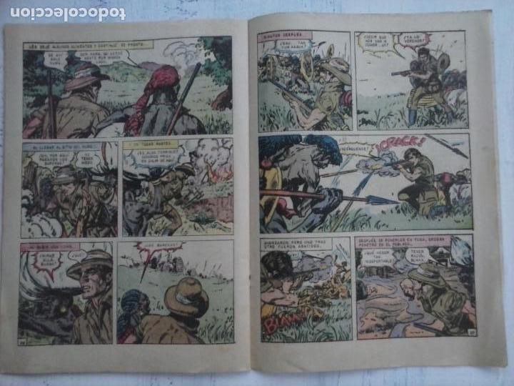 Tebeos: GRANDES VIAJES Nº 7 - NOVARO 1963 - MUY BUEN ESTADO - Foto 4 - 132948098