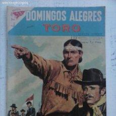 Tebeos: DOMINGOS ALEGRES Nº 246 - 1958 SEA NOVARO - TORO - BUEN ESTADO. Lote 132949754