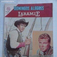 Tebeos: DOMINGOS ALEGRES Nº 522 - MARZO 1964 NOVARO - LARAMIE - MUY BUEN ESTADO. Lote 132949922