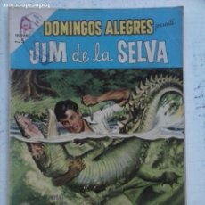 Tebeos: DOMINGOS ALEGRES Nº 548 - 1964 NOVARO - JIM DE LA SELVA. Lote 132950182