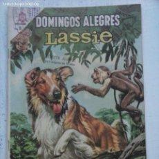 Tebeos: DOMINGOS ALEGRES Nº 574 - MARZO 1965 - LASSIE - MUY BUEN ESTADO. Lote 132950342