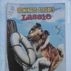Tebeos: DOMINGOS ALEGRES Nº 550 - 1964 NOVARO - LASSIE. Lote 132950942