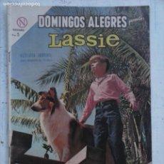 Tebeos: DOMINGOS ALEGRES Nº 531 - 1964 NOVARO - LASSIE. Lote 132951418