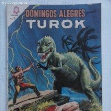 Tebeos: DOMINGOS ALEGRES Nº 549 - 1964 NOVARO - TUROK - BUENA CONSERVACIÓN. Lote 132951934