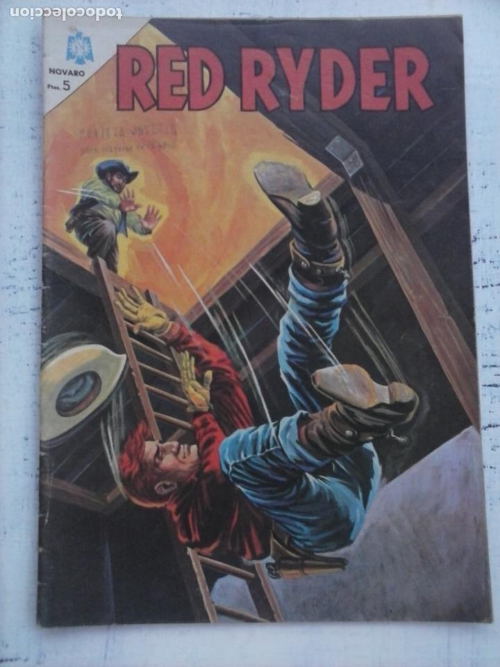 RED RYDER Nº 138 - ABRIL 1966 NOVARO - MUY BUEN ESTADO (Tebeos y Comics - Novaro - Red Ryder)
