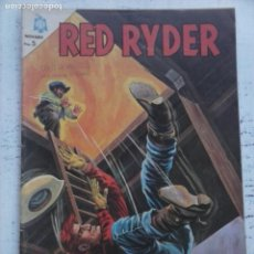 Tebeos: RED RYDER Nº 138 - ABRIL 1966 NOVARO - MUY BUEN ESTADO. Lote 132952494