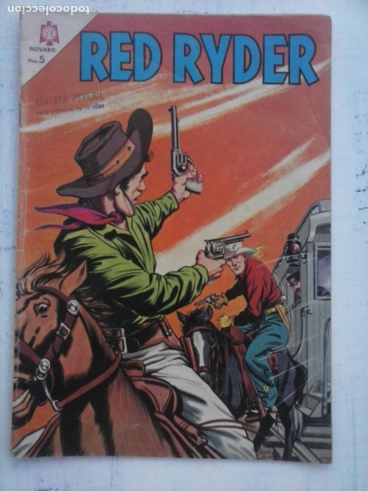 RED RYDER Nº 121 - 1964 NOVARO (Tebeos y Comics - Novaro - Red Ryder)