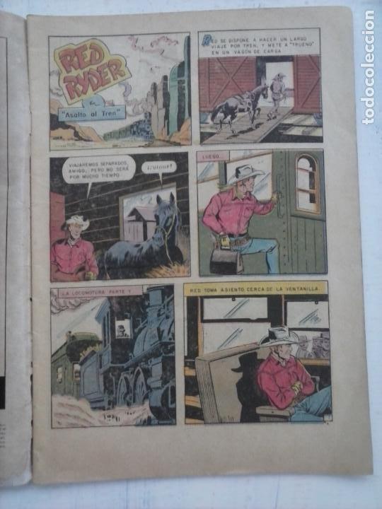 Tebeos: RED RYDER Nº 121 - 1964 NOVARO - Foto 2 - 132952774