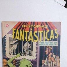 Tebeos: HISTORIAS FANTÁSTICAS N° 15 - ORIGINAL EDITORIAL NOVARO. Lote 132952914