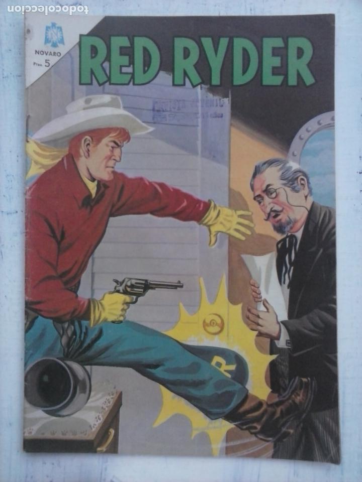 RED RYDER Nº 131 - NOVARO - MUY BUENA CONSERVACIÓN (Tebeos y Comics - Novaro - Red Ryder)