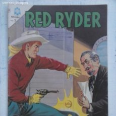 Tebeos: RED RYDER Nº 131 - NOVARO - MUY BUENA CONSERVACIÓN. Lote 132952962
