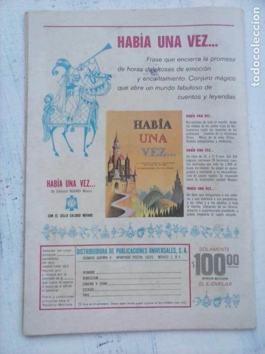 Tebeos: RED RYDER Nº 131 - NOVARO - MUY BUENA CONSERVACIÓN - Foto 2 - 132952962