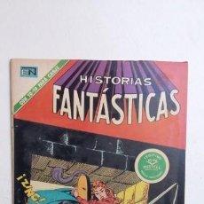 Tebeos: HISTORIAS FANTÁSTICAS N° 271 - ORIGINAL EDITORIAL NOVARO. Lote 132953182