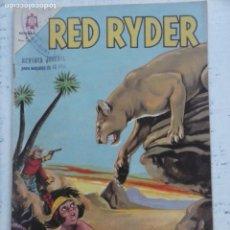 Tebeos: RED RYDER Nº 126 - NOVARO 1965 - MUY BUEN ESTADO. Lote 132953226