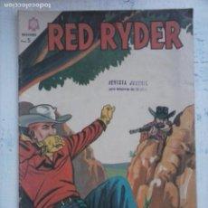 Tebeos: RED RYDER Nº 124 - NOVARO FEBRERO 1965. Lote 132953338