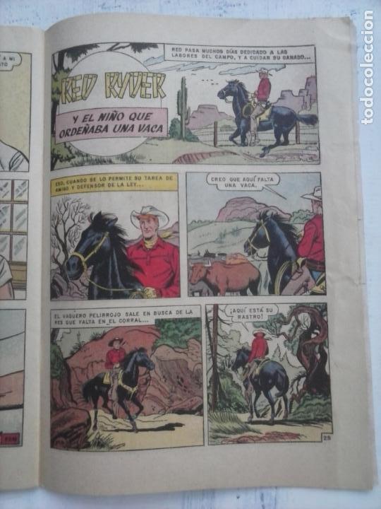 Tebeos: RED RYDER Nº 124 - NOVARO FEBRERO 1965 - Foto 4 - 132953338