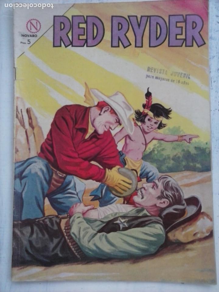 RED RYDER Nº 114 - 1964 NOVARO - MUY NUEVO (Tebeos y Comics - Novaro - Red Ryder)