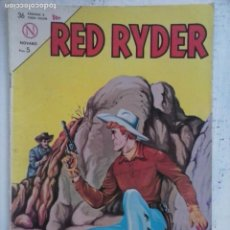 Tebeos: RED RYDER Nº 112 FEBREO 1964 NOVARO - MUY BIEN CONSERVADO. Lote 132953726