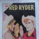 Tebeos: RED RYDER Nº 108 - 1963 BRUGUERA - BUENA CONSERVACION. Lote 132953862