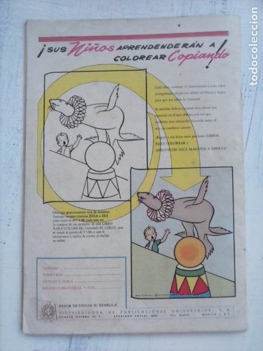 Tebeos: RED RYDER Nº 108 - 1963 BRUGUERA - BUENA CONSERVACION - Foto 2 - 132953862