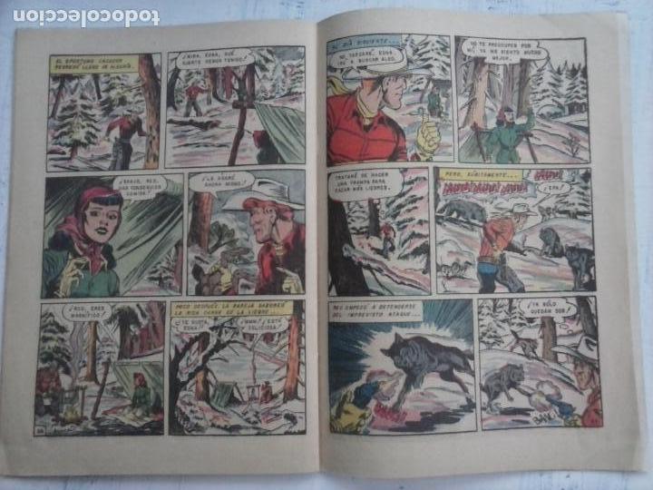 Tebeos: RED RYDER Nº 108 - 1963 BRUGUERA - BUENA CONSERVACION - Foto 4 - 132953862