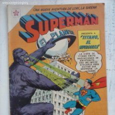 Tebeos: SUPERMAN Nº 287 - NOVARO ABRIL 1961 - BUEN ESTADO. Lote 132954458