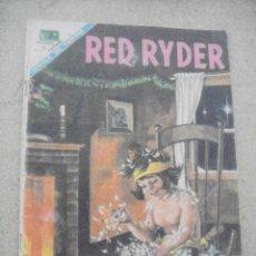 Tebeos: RED RYDER Nº 192- ED. NOVARO. Lote 133171158