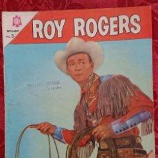 Tebeos: COMIC ROY ROGERS Nº144 1964 MUY BUEN ESTADO. Lote 133231406