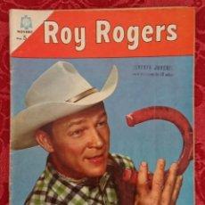 Tebeos: COMIC ROY ROGERS Nº159 1965 MUY BUEN ESTADO. Lote 133232410