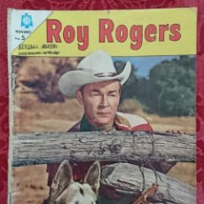 Tebeos: COMIC ROY ROGERS Nº161 1966. Lote 133232630