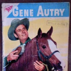 Tebeos: COMIC GENE AUTRY Nº55 1958. Lote 133312438