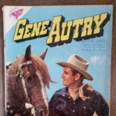 Tebeos: COMIC GENE AUTRY Nº61 1959. Lote 133312906