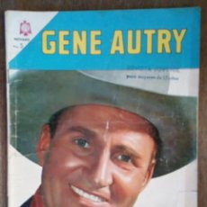 Tebeos: COMIC GENE AUTRY Nº146 1966. Lote 133315022