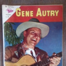Tebeos: COMIC GENE AUTRY Nº115 1963. Lote 133315362