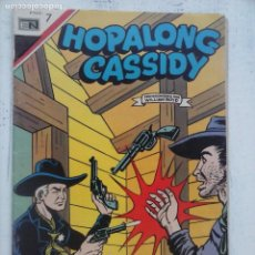 Tebeos: HOPALONG CASSIDY Nº 156 - NOVARO 1967. Lote 133347874