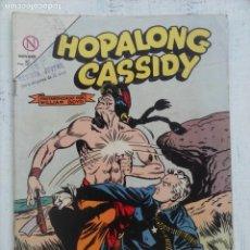 Tebeos: HOPALONG CASSIDY Nº 113 - NOVARO 1964. Lote 133348078