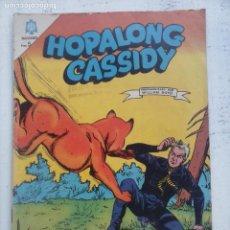 Tebeos: HOPALONG CASSIDY Nº 130 - NOVARO 1965. Lote 133348338