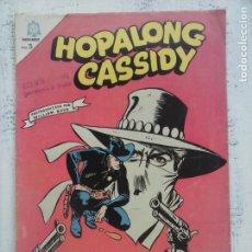 Tebeos: HOPALONG CASSIDY Nº 124 - NOVARO 1965. Lote 133348466