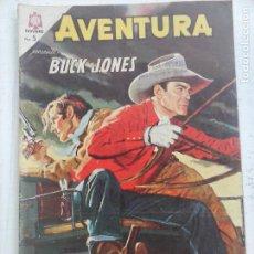 Tebeos: AVENTURA - BUCK JONES Nº 349 - NOVARO 1964. Lote 133349438