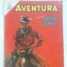Tebeos: AVENTURA - BUCK JONES Nº 359 - NOVARO 1964. Lote 133349530