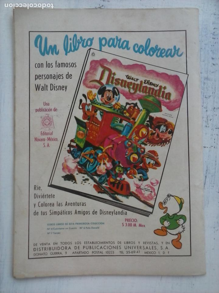 Tebeos: AVENTURA - BUCK JONES Nº 359 - NOVARO 1964 - Foto 2 - 133349530