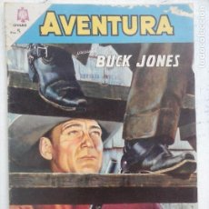 Tebeos: AVENTURA - BUCK JONES Nº 352 - NOVARO 1964. Lote 133349610